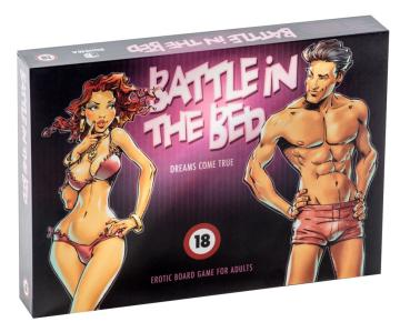 Battle in the bed